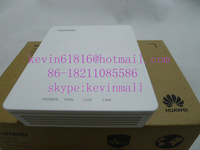 Huawei HG8310 single GE ethernet port GPON terminal FTTH ONU, white colour, latest version, English interface