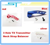 3 Hole TX Transmitter Neck Strap Balancer for Flysky Futaba + Free Shipping helikopter