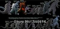 "048 Godzilla - 2014 Monster Fighting Hot Movie 28""x14"" Poster"