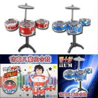 2014 new Children Jazz Drum Musical Instrument toy Kid's Percussion musical instrument toy Drop Free Shipping