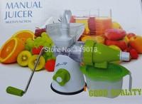 wholesaler  healthy manual juicer