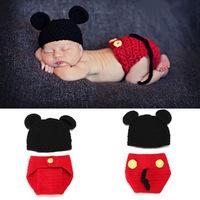 bonnet cotton newborn photography props baby hats newborn crochet outfits 2014 new pig suit children on behalf of a wholesale