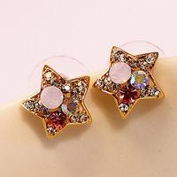 Fashion accessories small butterfly stud earring Women earring Factory Wholesale