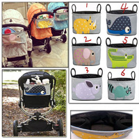 Free Shipping  Baby Toddler Pram Buggy Stroller Bag   Kids Tidy Caddy Multi pocket mama bag baby Diaper Bags   Retail  B105