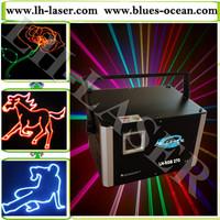 5W SD RGB laser light, full color laser light,lighting equipments/free shipping with flight case