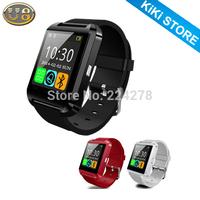 fashion smartwatch Bluetooth Smart U watch WristWatches U8 U Watch for iPhone Samsung HTC Android Phone Smartphones+anti-lost