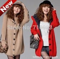 Free shipping fashion Women's Velvet Cardigans women's thermal sweater shirt thickening sweater fashion Velvet pullover S M L XL
