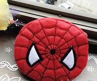 10PCS NEW Spiderman Novelty Hand Coin Purses & Wallet Pouch Case BAG ; Pendant Bags Pouch Case Holder BAG Mini Handbag Pouch