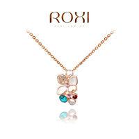 ROXI fashion new arrival, genuine Austrian crystal,fashion women.party necklaces,Chrismas/Birthday gift