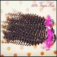 12-30 mixed lengths original 6a Brazilian curly virgin hair deep tight curls 3pcs/lot swim season John offer Excellent service !