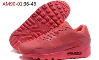 Free shipping ! 2013 Hot men's 90 largest running shoes sneakers men's sports shoes , size : US5 - US12! ! n1003
