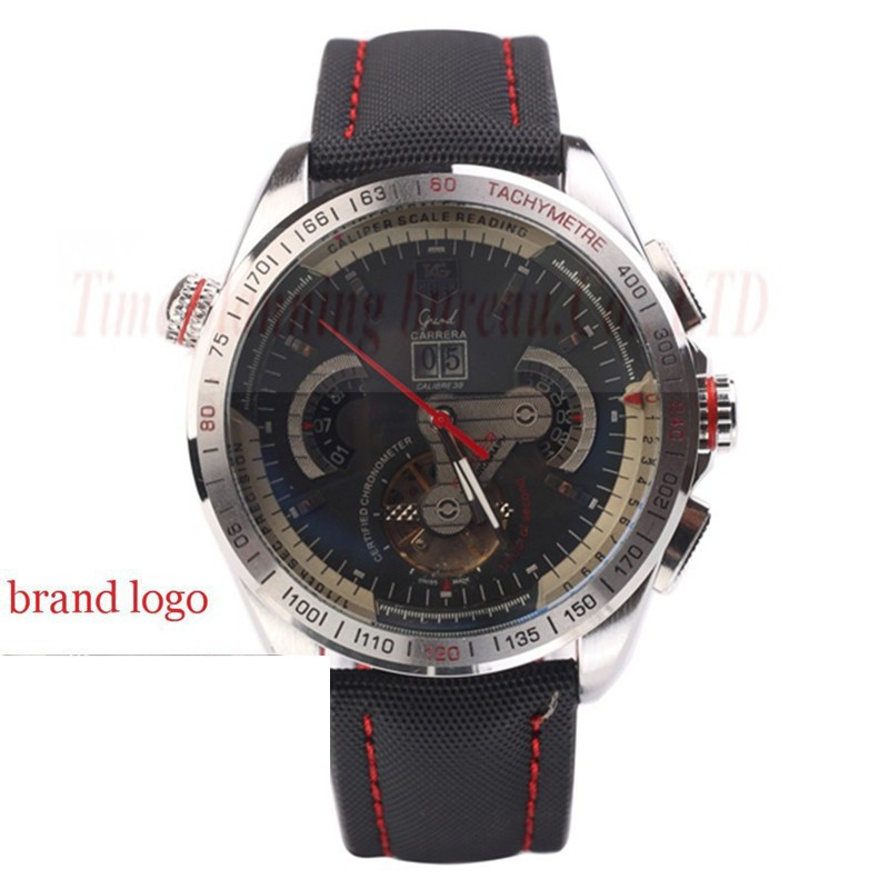 Top brand tag 36 New 2014 Luxury Mens Watch +Gifts Wrist Mechanical Men Watch men mechanical hand wind self-wind watch(China (Mainland))