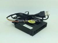 Usb fan usb drum wind machine router fan mini fan 5V 7cm fan