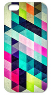 retail  free shipping Brilliant Colours hard back cover case for iphone 4 4s 5 5S