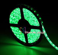 NEW LED lights bring 5M 5050 SMD Waterproof DC12V LED Strip Light 60 EDs/M 5M monochromatic Red, yellow, blue, green, white