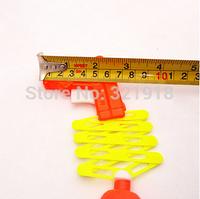 Free shipping hot fist gun telescopic gun creative children's toys classic childhood memories