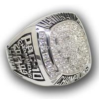 2004 USC Trojans Football National Championship Ring, College Champions Ring, Custom Championship Ring, class ring, sport ring