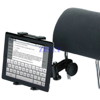 Universal Car Headrest Holder Mount for Galaxy Tab Nexus Tablet PC Deluxe Pad
