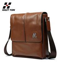New arrival genuine leather men brand bags business causal male messenger bag men shoulder bag