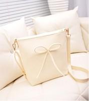 2014 new handbag bow packet European and American fashion handbags shoulder diagonal package