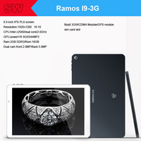New Ramos i9-3G  8.9 inch IPS 3G/WCDMA Cell phone GPS Android 4.2 tablet pc Intel Z2580/dual core/2.0GHz 2GB RAM 16GB 5.0MP cam