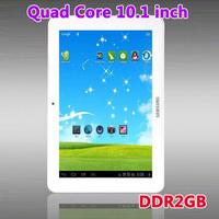 Samsung GALAXY Quad Core 10.1 inch DDR2GB ram HD32GB IPS 1280X800 5.0MP Camera HDMI Tablet PC Bluetooth