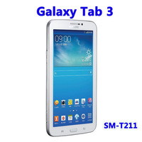 Free Shipping!Original Samsung Galaxy Tab 3 7.0 SM-T211 Android 4.1 3G /GPS /WIFI /Phone Call Tablet PC Tablet