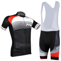 free shipping!2014 NW black team short sleeve cycling jersey + bib shorts,bicycle wear,bike jersey,cycle clothes