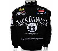 2014  Winter F1 Jacket GSN NASCAR Racing Suit For Jack Daniel Men Sport Motorcycle Racing Jacket Car Racing Race Coat