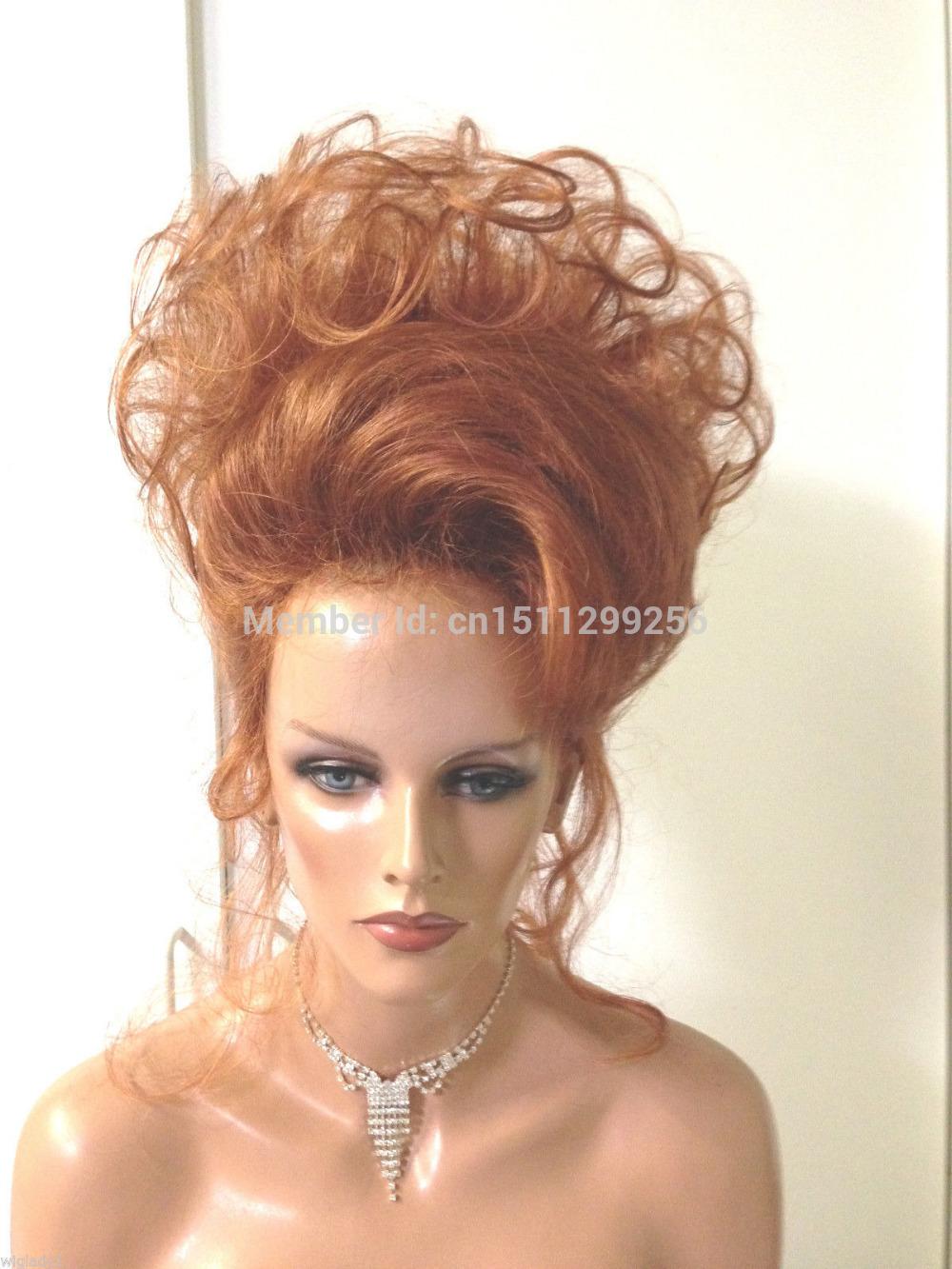 Wig Updos 4
