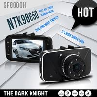 "New Camera Car DVR GF8000H Novatek 96650 Built In WDR G-sensor Day/Night Vision Mode 1920*1080P Full HD HDMI 2.7"" LCD 170 Degree"