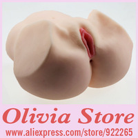 Hot Russia Girl Pussy and Anal Ass Doll,Real Sex Men's Love Toy,Male Masturbation,Non Toxic,Lifelike Size,Most Realistic,Sex Toy