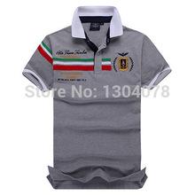 New Arrival Camisa top Tee Shirts Embroidery Aeronautica Militare t shirt Men Brand Shirt Shorts Sleeve