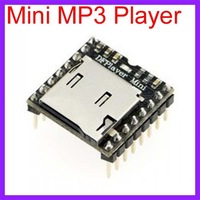 Mini MP3 Player Module For Arduino Open Source