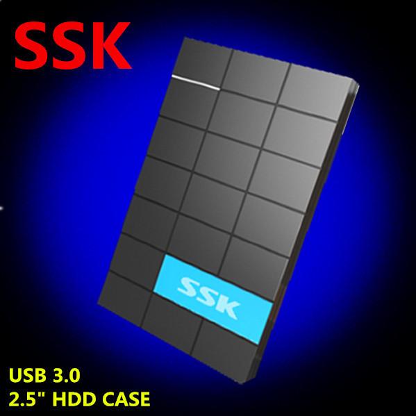2.5 Inch SATA HDD CASE USB 3.0 HDD Enclosure Case HD Externo 3.0 Harddisk Case Support 1TB External Harddisk HDD Enclosure box(China (Mainland))