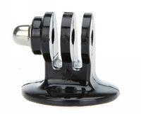 GoPro Accessories Monopod Black Tripod Mount Adapter for HD Hero1 Hero2 Hero3 Camera