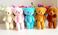 teddy bear toy, 100pcs/lot, lady bag accessories,fashional Toy, Plush Toy ,stuffed bear  rag doll