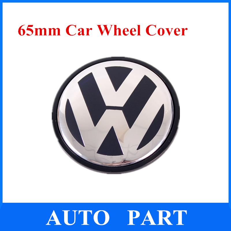 4pcs 65mm VW Wheel Center Hub Cap Cover LOGO for Golf Jetta Mk5 Passat B6 VW 3B7601171 / 3B7 601 171 Free Shipping(China (Mainland))