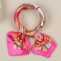 1PC New Fashion Satin Silk Fabric Scarf universe Design 60 x 60 cm/WJ-148