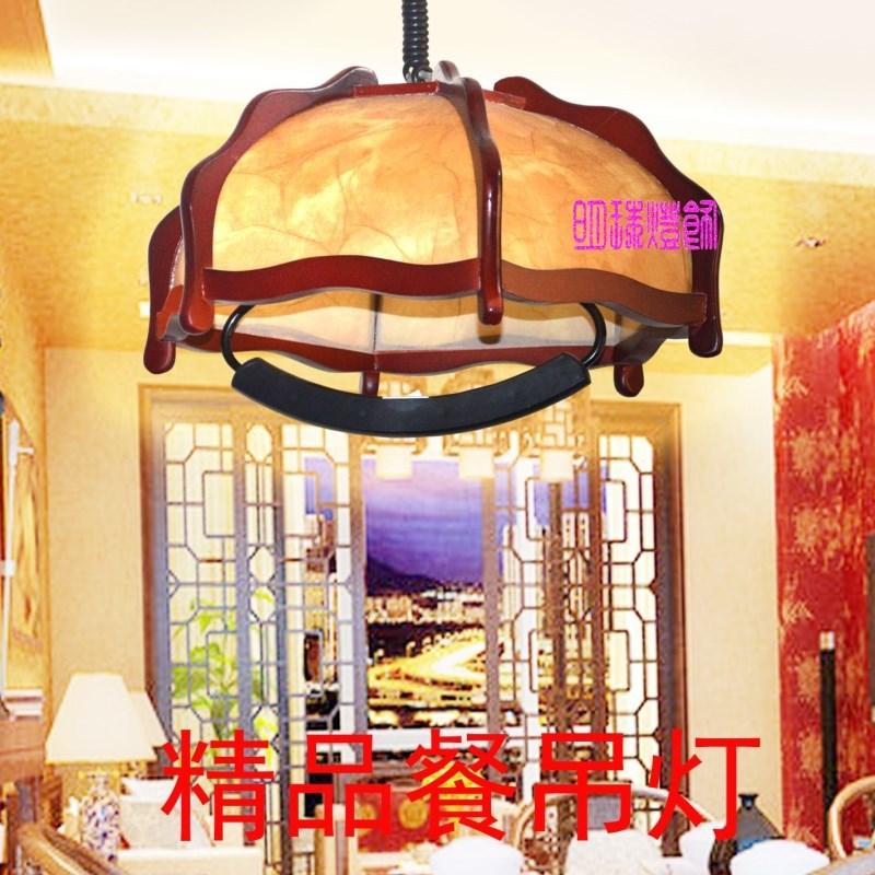 Modern Chinese meal chandelier creative small head movements led single light chandelier dining restaurant mahjong light bar lig(China (Mainland))