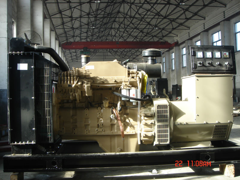 Marathon Alternator With Cummins Engine 250kva Generator For Sale!Directly Sale In Brazil(China (Mainland))