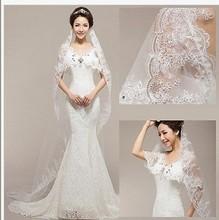 popular veil long