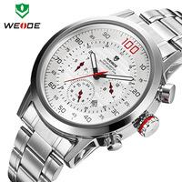 2014 Military WEIDE Watches Men Quartz Sports Watch Luxury Brand Complete Calendar Famous Waterproofed,Guarantee Wristwatches