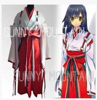 Tokyo Ravens Natsume Tsuchimikado Cosplay Costume kimono hero wear customized costume