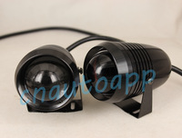 30W  LED Fog light  Fog Lamp For Car SUV Truck Motorcycle Electric Vehicle Head Lamp - 2 PCS