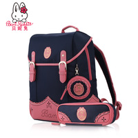 Beini rabbit 2014 New Preppy Style cute  backpack schoolbag schoolchild