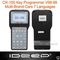 2014 Newest CK 100 Auto Key Programmer V99.99 SBB The Latest Generation CK-100 CK100 7 Languages DHL Free Shipping