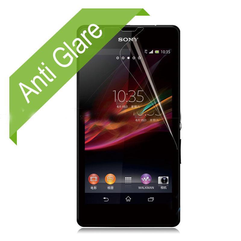 Защитная пленка для мобильных телефонов 3 X Sony Xperia ZR M36h защитная пленка для мобильных телефонов motorola x 2 2 x 1 xt1097 0 3 2 5 d