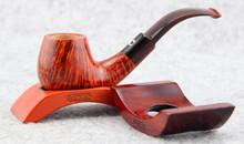 Retail Price Bigben Wooden Pipe Rack  Smoking Tobacco Pipe Rack  Smoking Accessories FREE SHIPPING