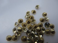 SS16 1440pcs Point Back Rhinestone  Jonguil Color Point Back Chaton Free Shipping